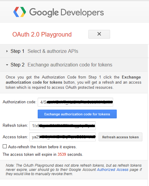 Using OAuth 2 0 to access other cloud services fro    - Nintex Community