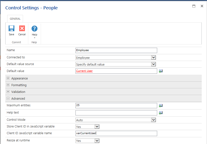 Populate People Picker with user Line Manager - Nintex Community