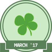 march17 badge