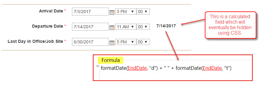 Form and Formula
