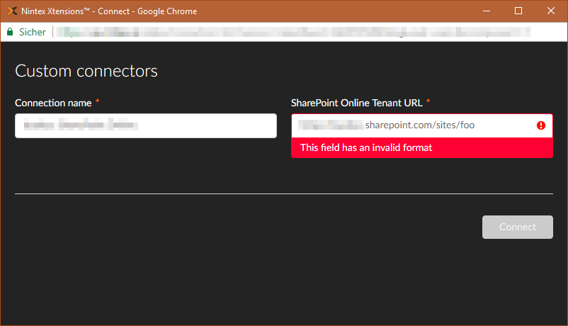 Solved: How do I query a Office365 SharePoint list in a si