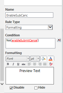 Solved: How can I stop a Form from Saving when the Enter k