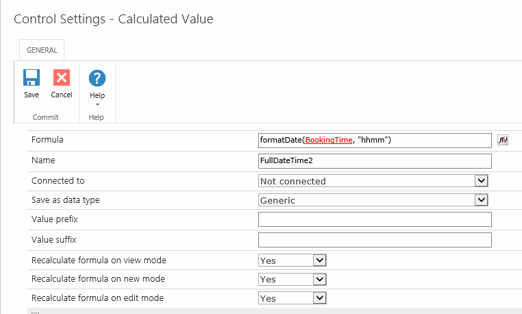 Nintex Forms 2013 - Date Validation 2
