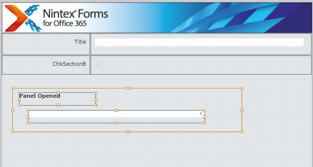 Nintex office 365 form