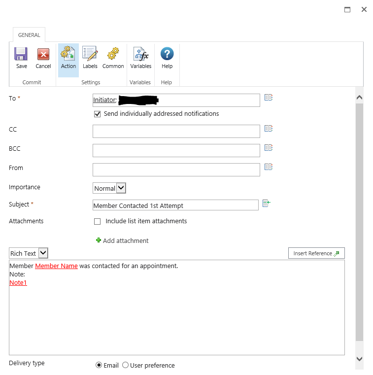 Initiators not receiving emails from Workflows - Nintex Community