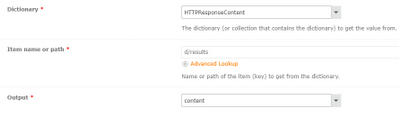 Get Items From A Dictionary