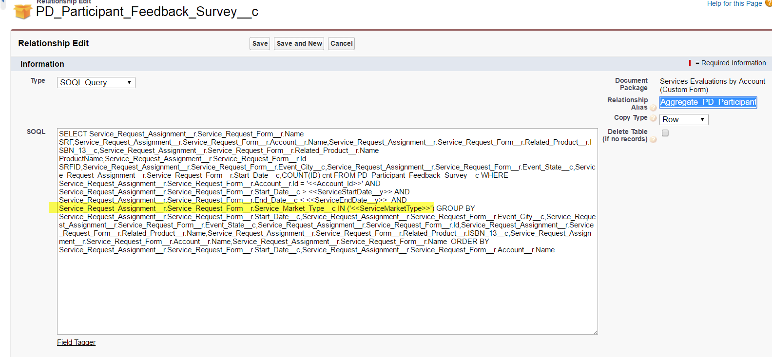 DDP Form Checkbox Responses within SOQL WHERE IN c