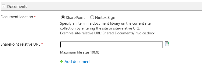 Nintex Sign SharePoint Document Location URL.PNG